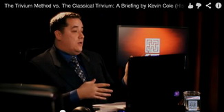 The Trivium Method vs. The Classical Trivium: A Briefing by Kevin Cole / History&#8230; So It Doesn&#8217;t Repeat (Interview)